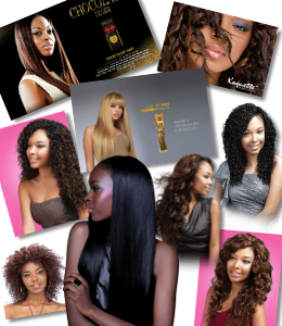 Hair Extensions Poster