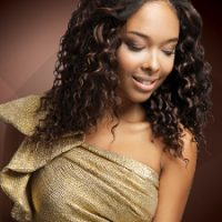Everbeauty - Chocolate Brazilian Curl