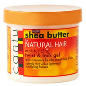 Cantu Moisturizing Twist & Lock Gel