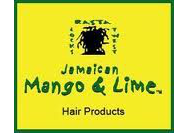 Jamaican Mango & Lime Hair Products Logo