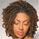 Nubian Twist Hairstyle Example