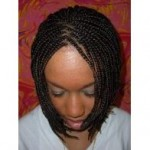 Pixie Braids Hairstyle Example