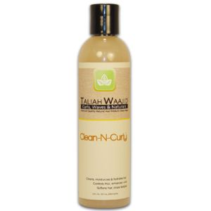 Taliah Waajid Clean-N-Curly - Hydrating Shampoo