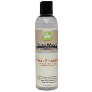 Taliah Waajid Clean and Natural Herbal Body Wash