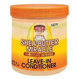 African Pride Shea Butter Miracle LEAVE-IN CONDITIONER