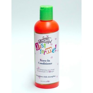 Soft & Beautiful Just for Me! Leave In Conditioner